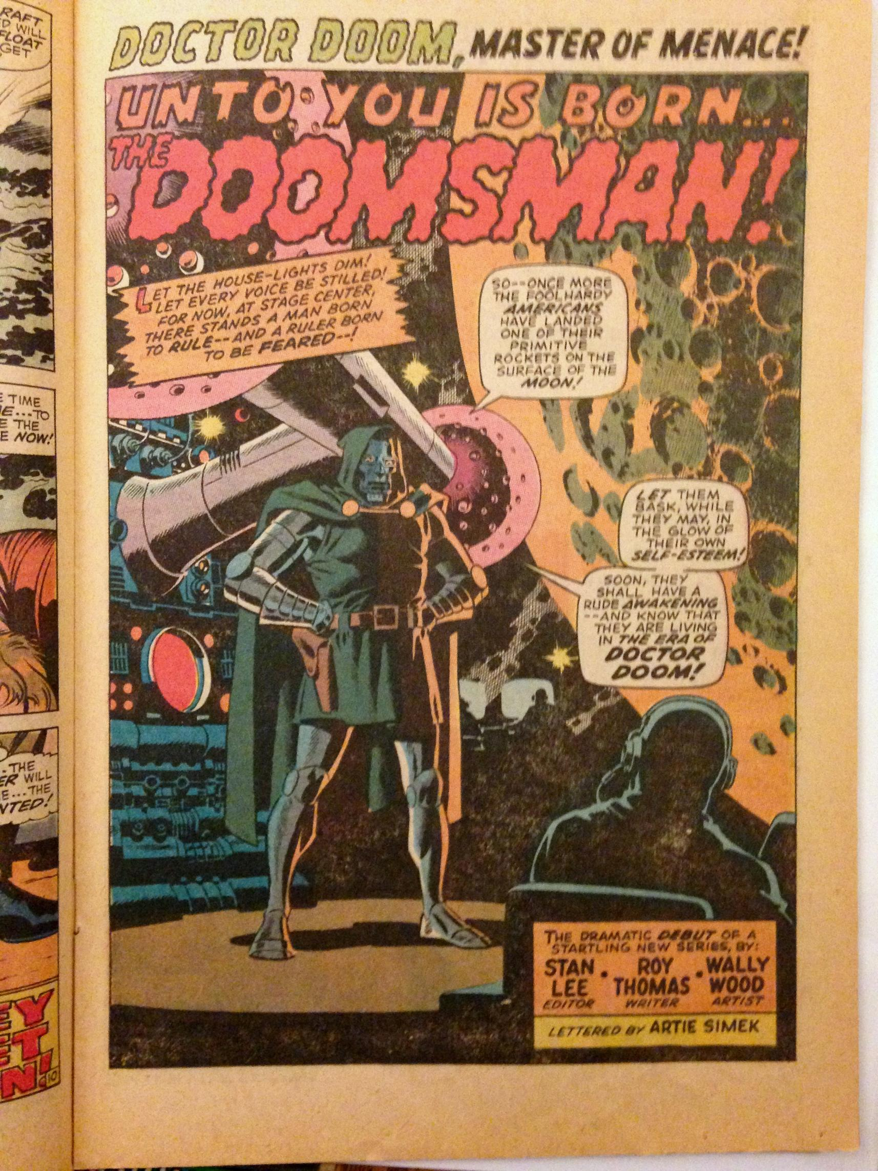 astonishing tales 1-8 ka-zar doom set (6)