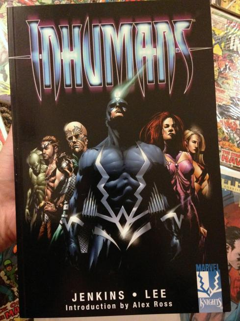 inhumans collection (1k)