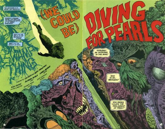 swamp thing 65-005