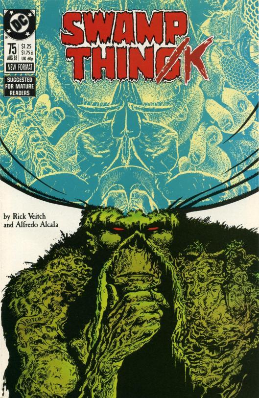 swamp thing 75-001