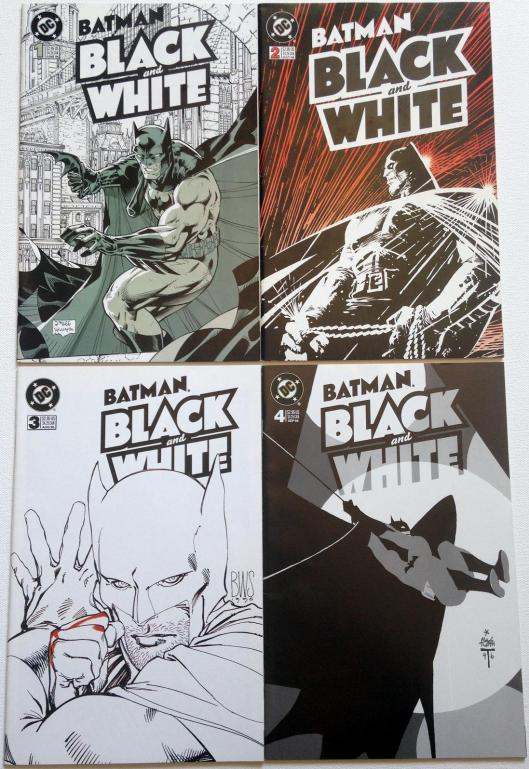 batman black and white set (3)
