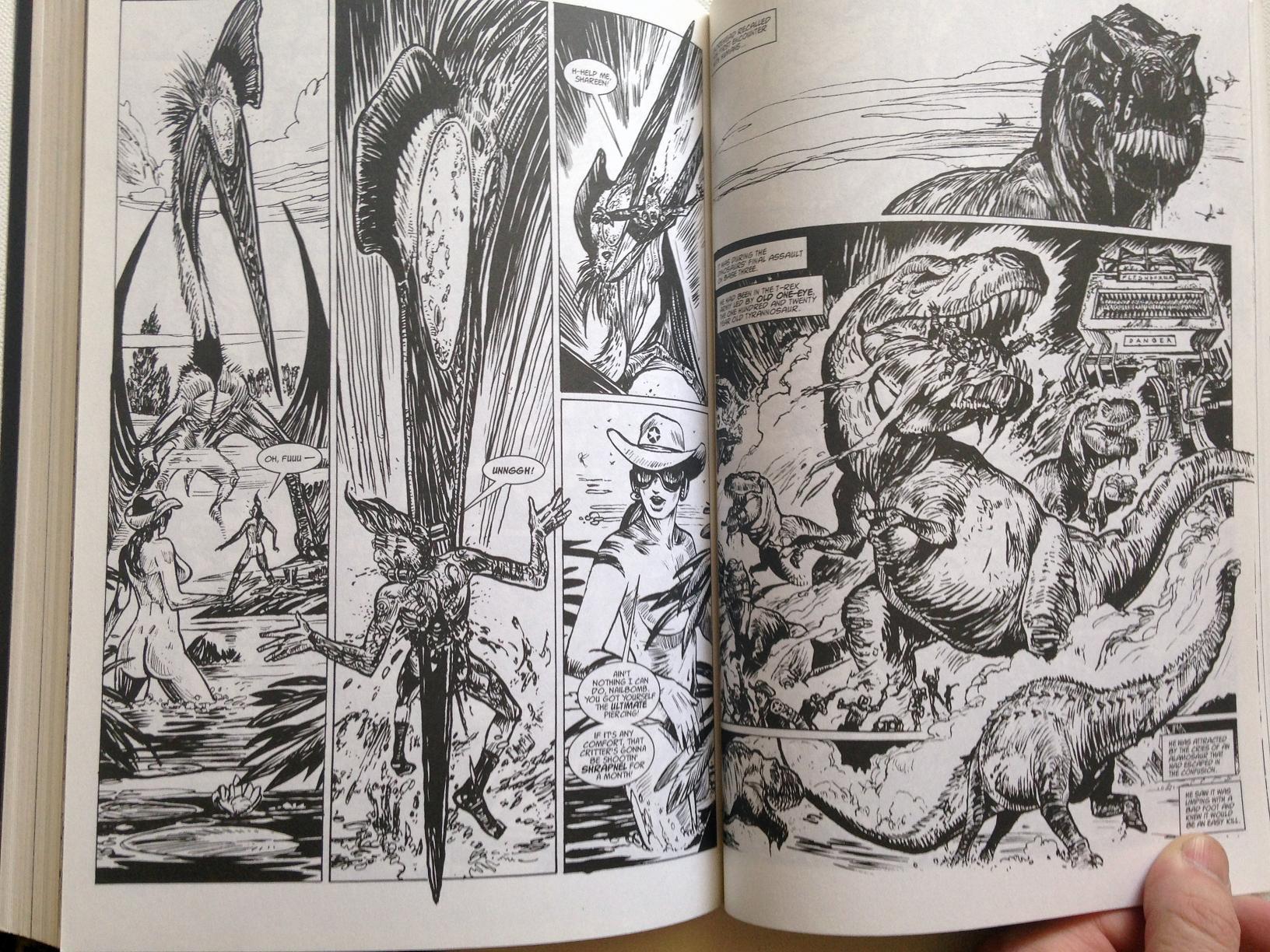 flesh dino files paperback (10)