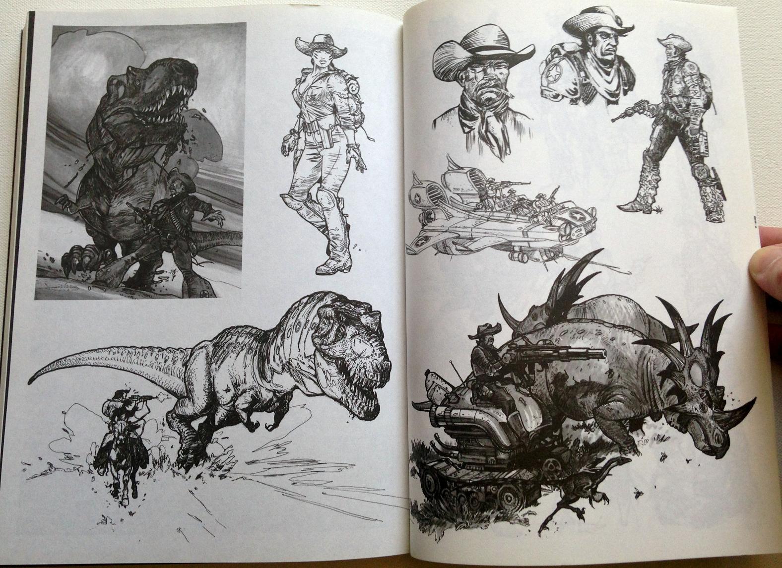 flesh dino files paperback (15)