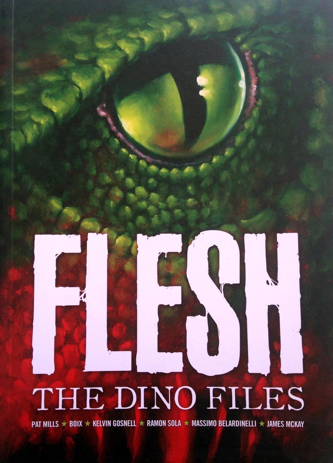 flesh dino files paperback (2)