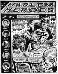 Harlem Heroes 2000AD 1-20 (12)