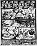 Harlem Heroes 2000AD 1-20 (23)