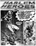 Harlem Heroes 2000AD 1-20 (36)