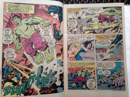 hulk in eternals jack kirby