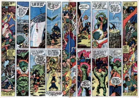 New Teen Titans 10-2324