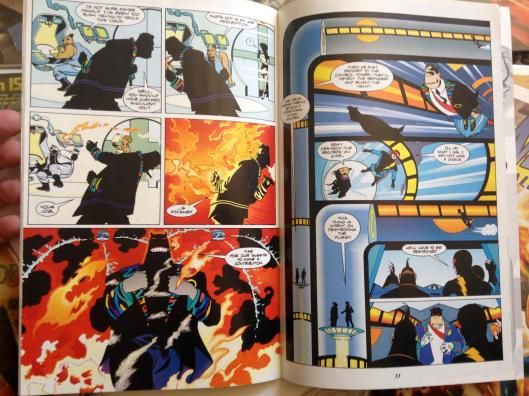 Nexus Steve Rude artwork (6)