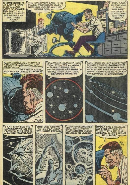Strange Tales 76 -  (22)