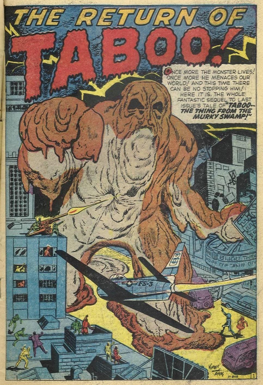 Strange Tales 77 -  (3)