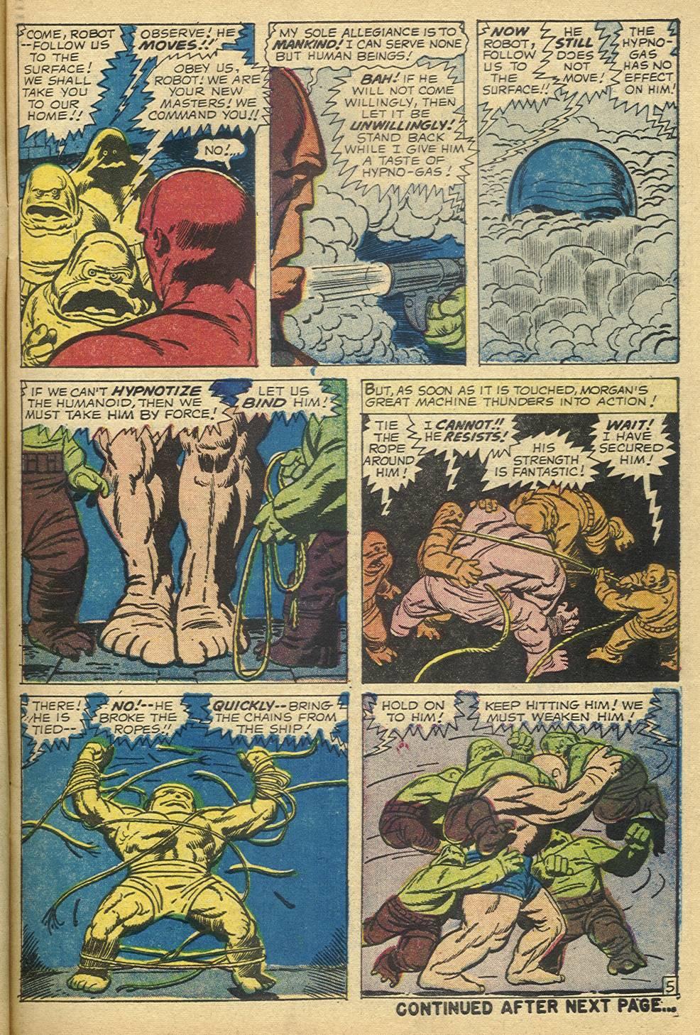 Strange Tales 99 -  (7)
