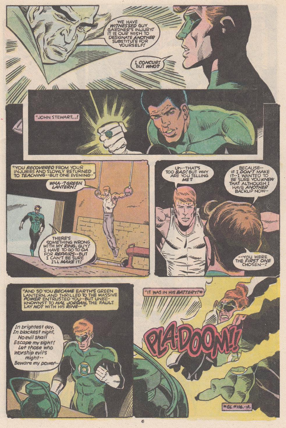 green lantern 195 guy gardner origin (5)