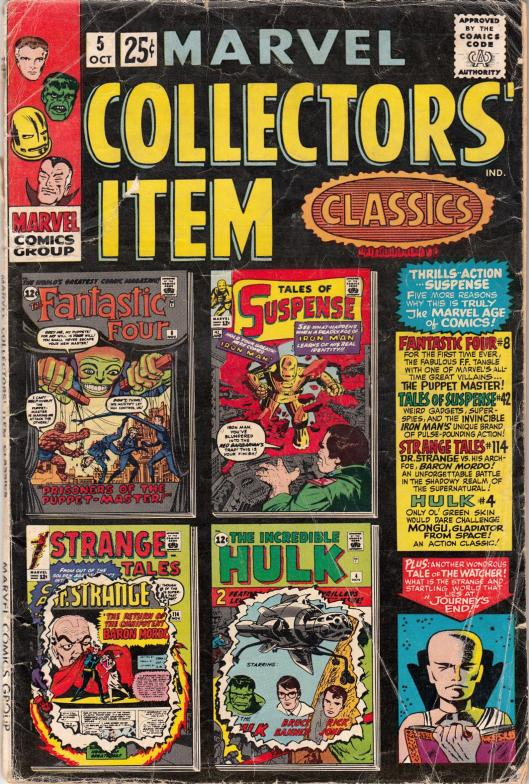 marvel collectors item classics (1)