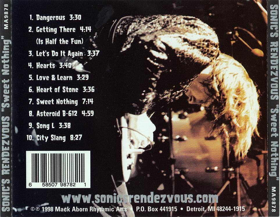sonics rendezvous sweet nothing cd liner (10)