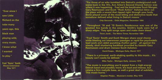 sonics rendezvous sweet nothing cd liner (6)