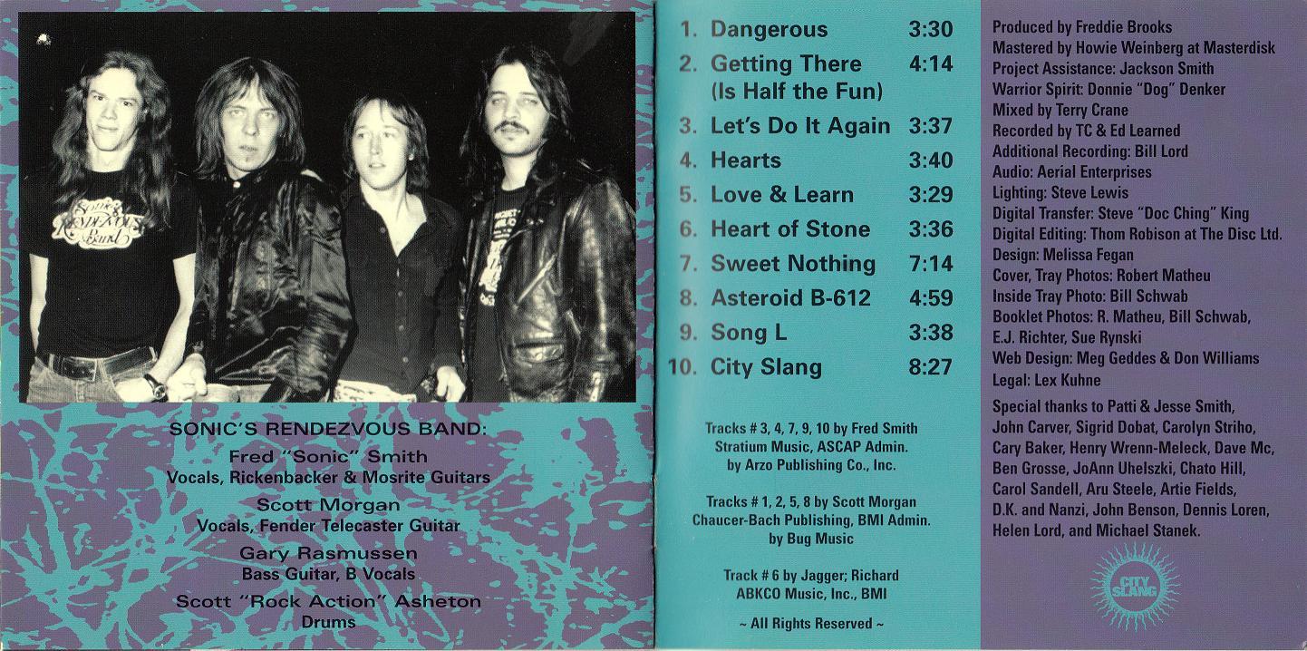 sonics rendezvous sweet nothing cd liner (7)