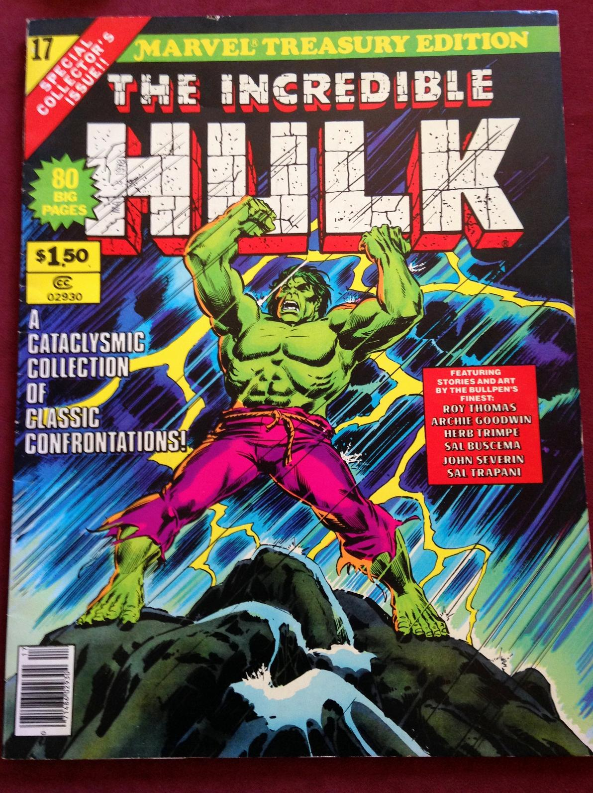 marvel treasury 17 incredible hulk (2)