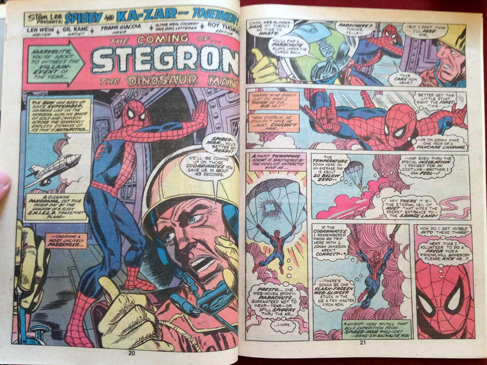 marvel treasury 22 sensational spider-man (8)