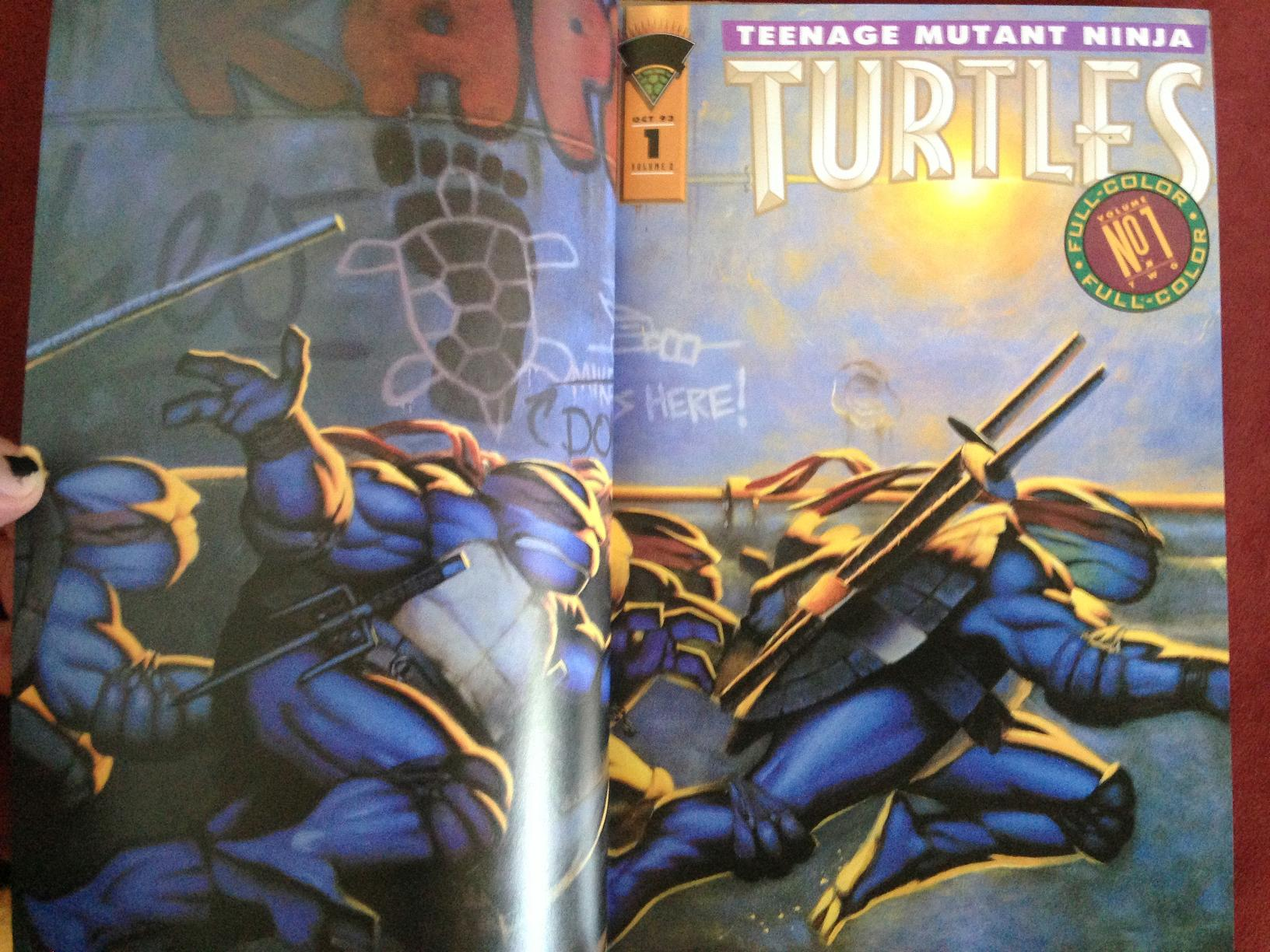 teenage mutant ninja turtles classics vol 8 (5)