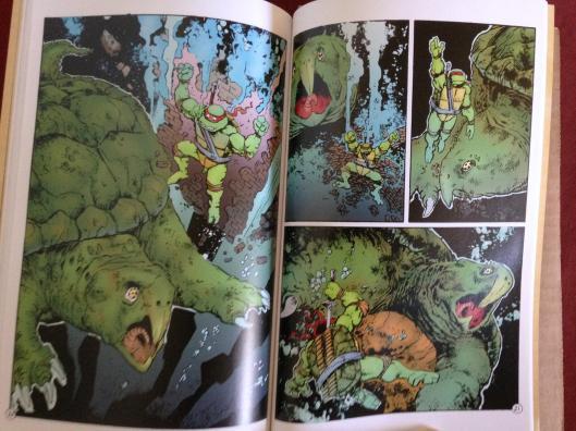 teenage mutant ninja turtles classics vol 8 (8)