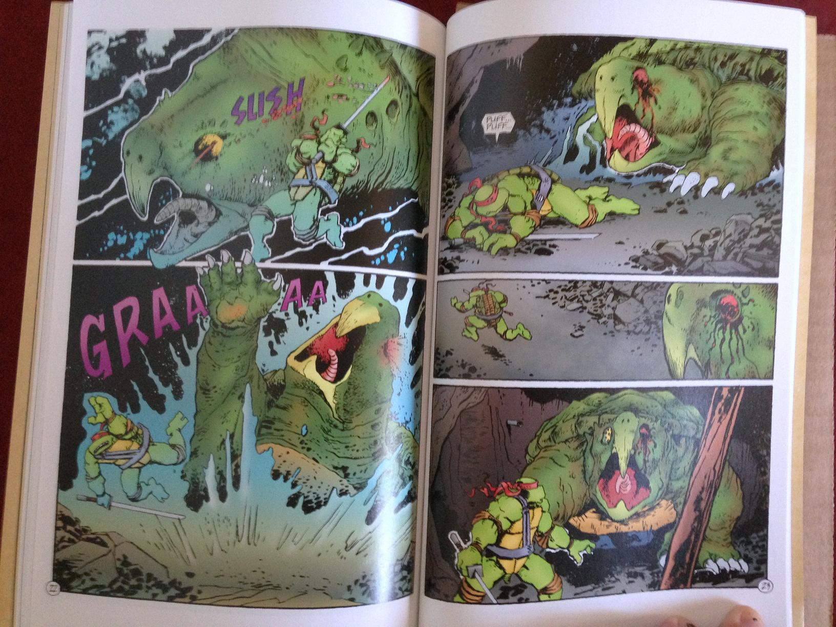 teenage mutant ninja turtles classics vol 8 (9)