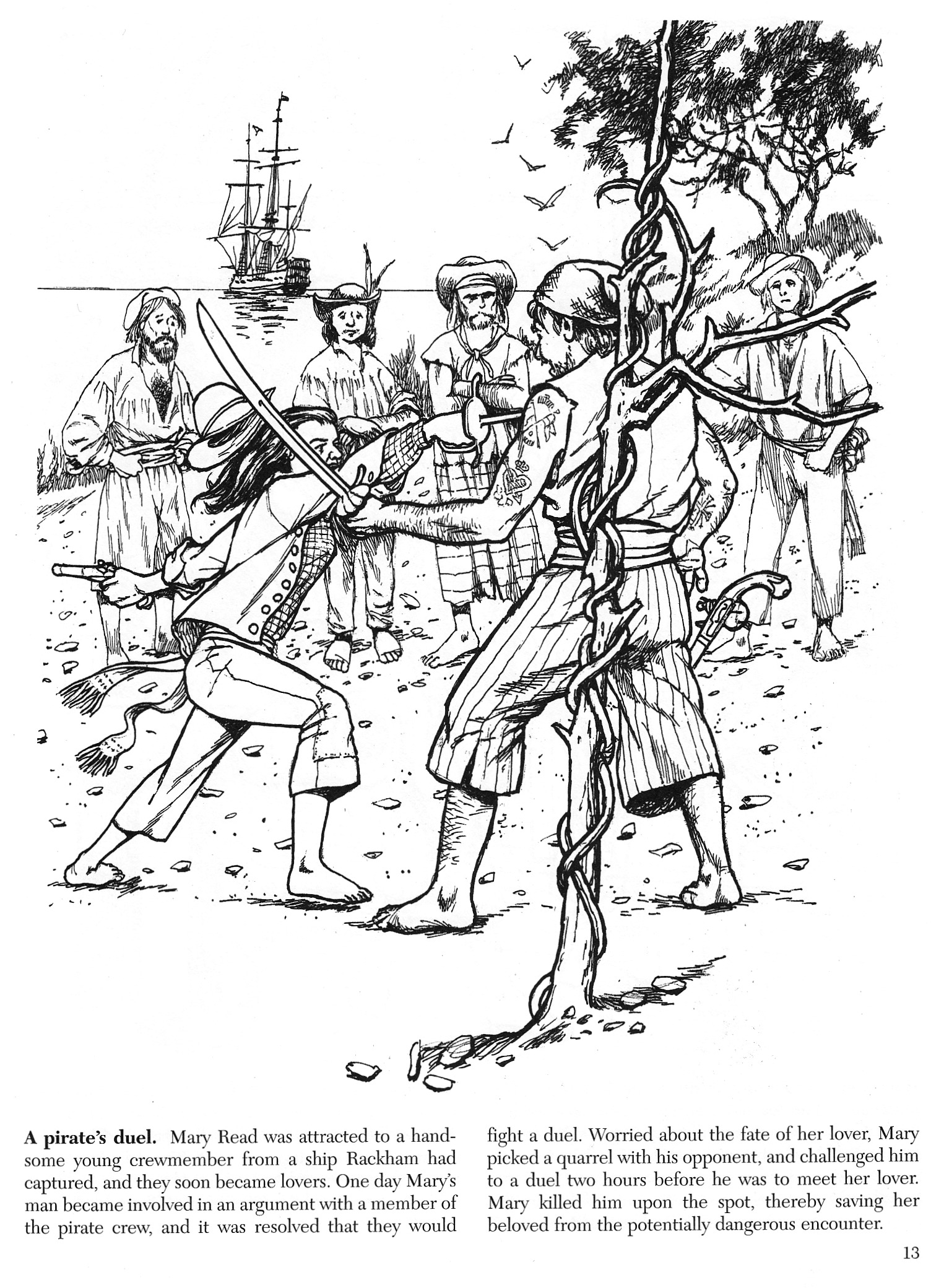 mary read anne bonny coloring book_0007
