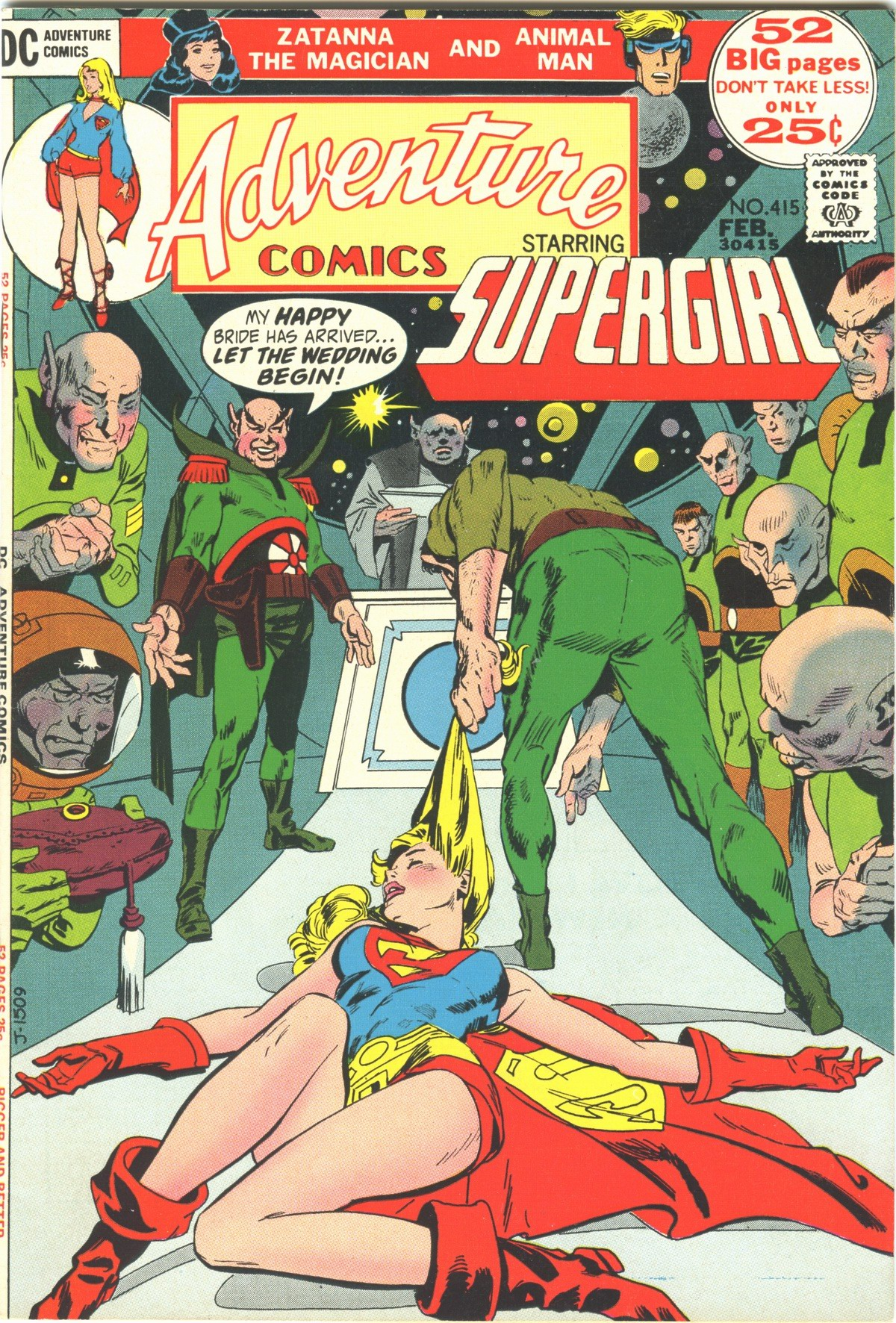 supergirl space pirates in adventure 415- (2)