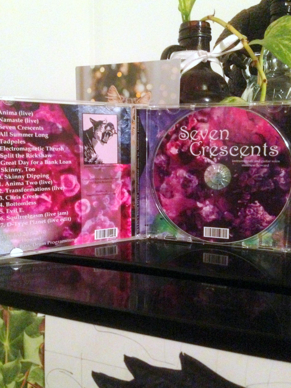 seven crescents cd proof