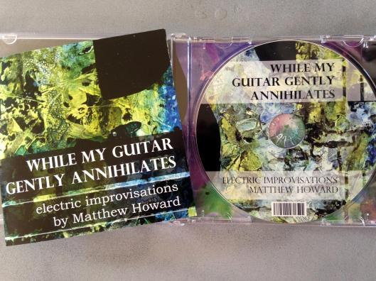 while my guitar gently annihilates proof cd 1