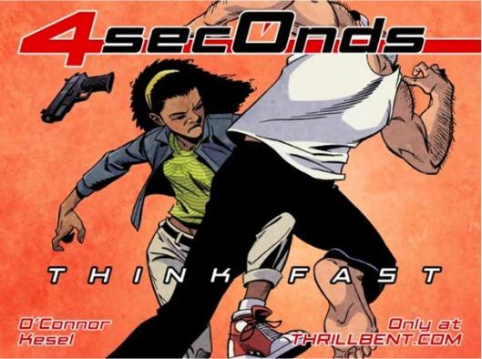 4 seconds paul oconnor promo