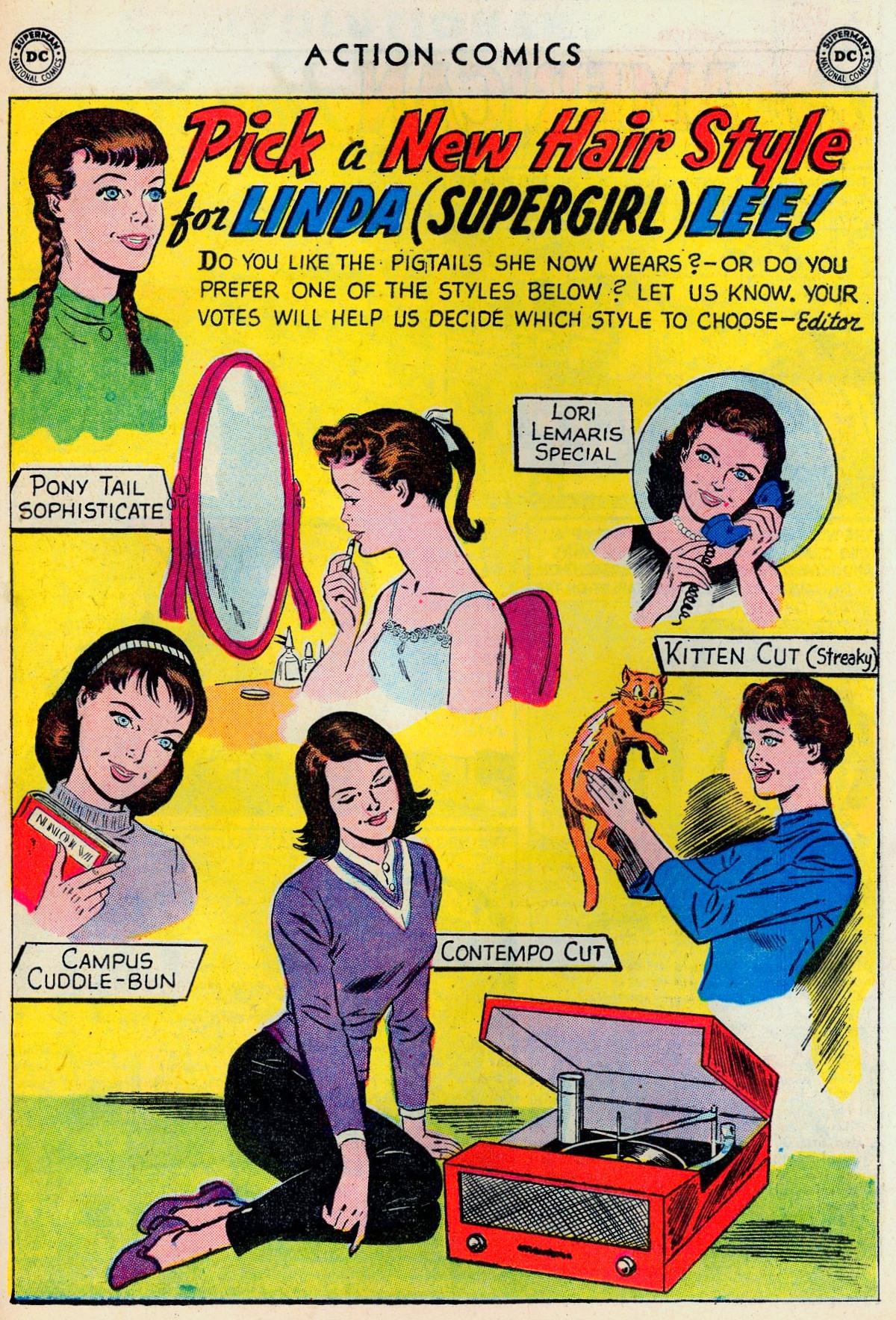 action comics 273