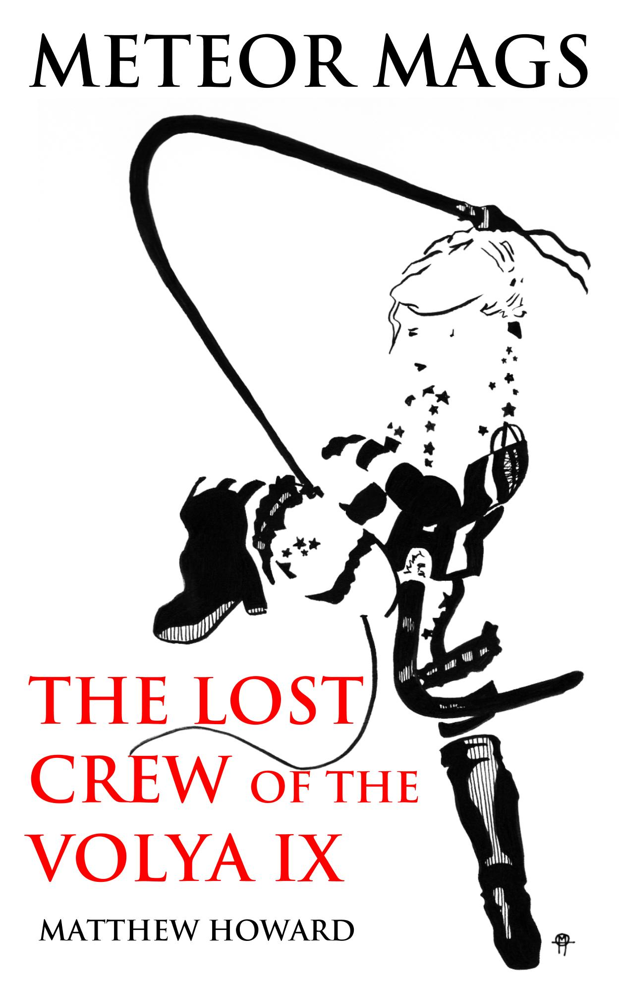 lost crew of the volya ix