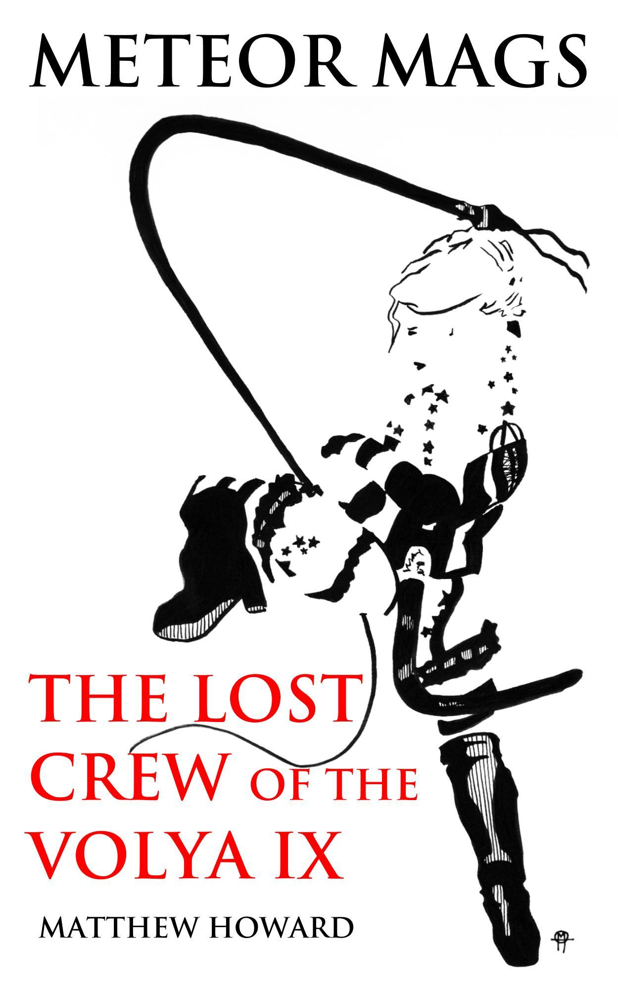 lost crew of the volya ix