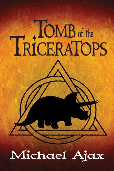 tomb of the triceratops cover