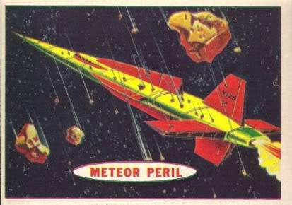 23 meteor peril