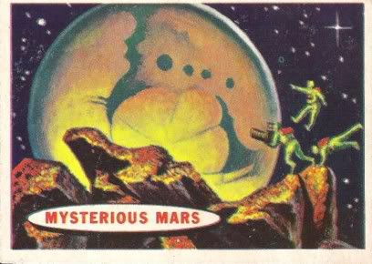 72 mysterious mars