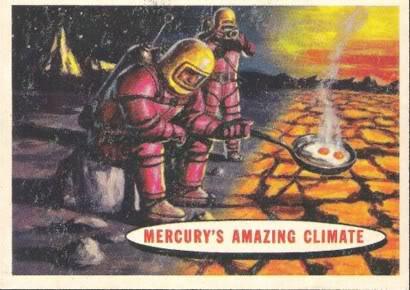 77 mercurys amazing climate