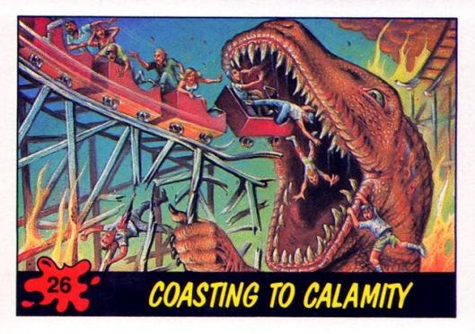 dinosaurs attack 26 coasting to calamity